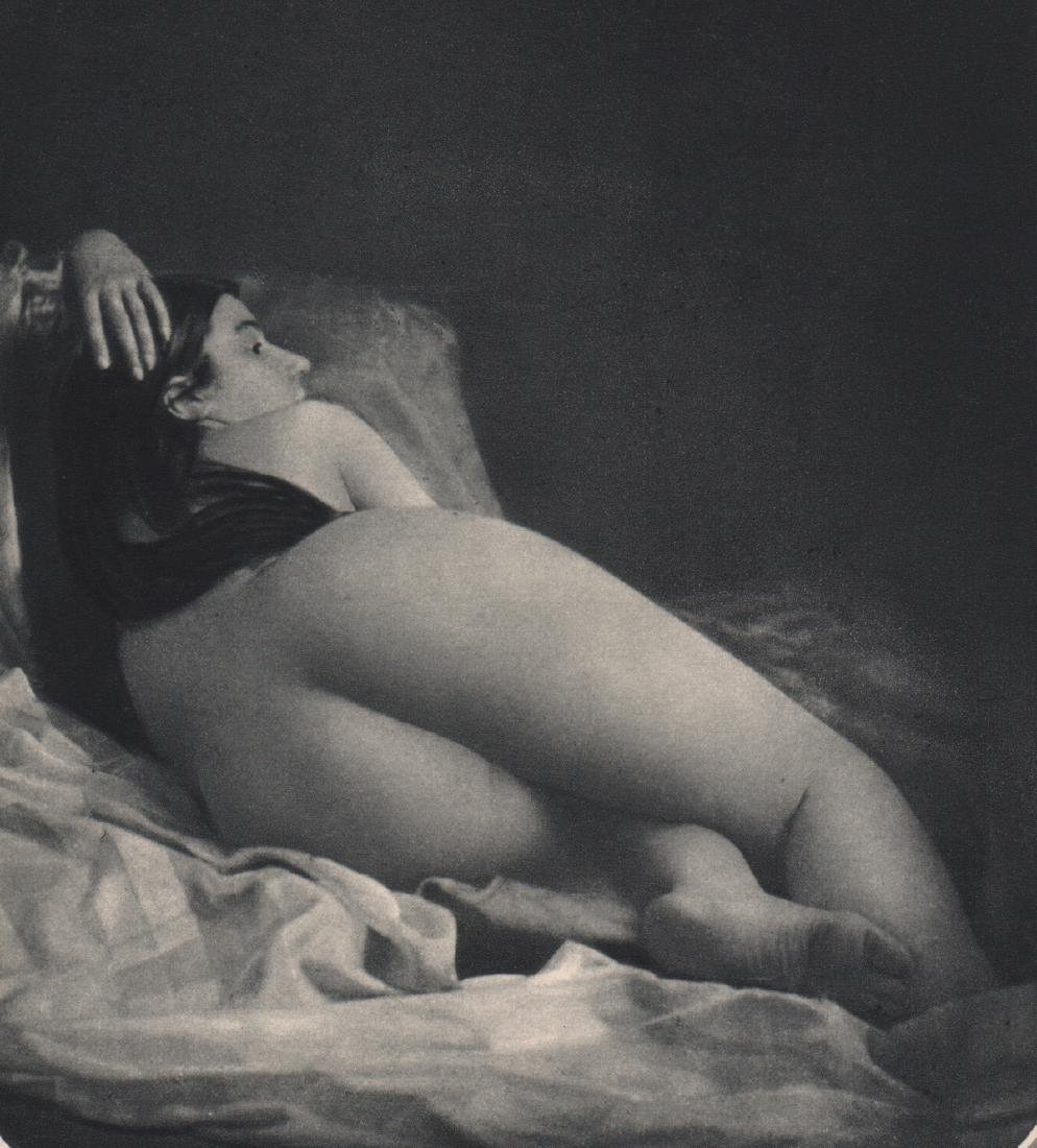Unknown - 1850's Nude