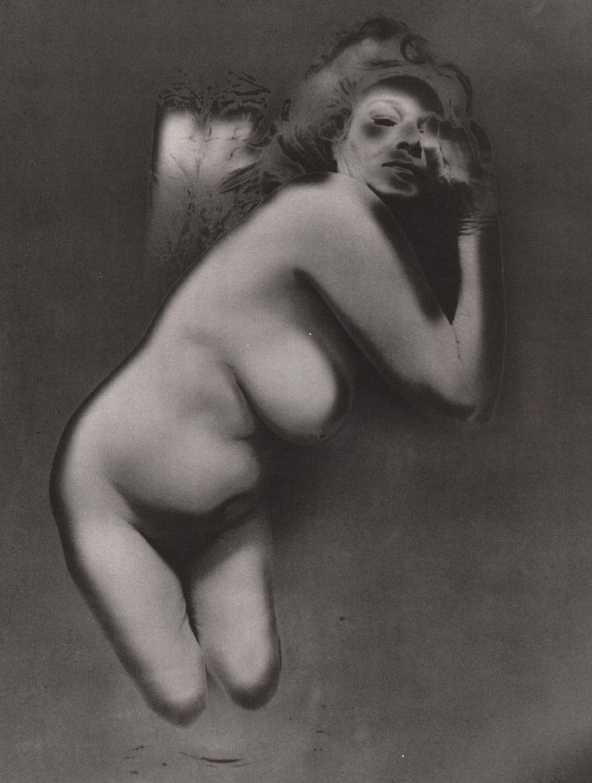 TODD WALKER - Solarized Nude, 1969