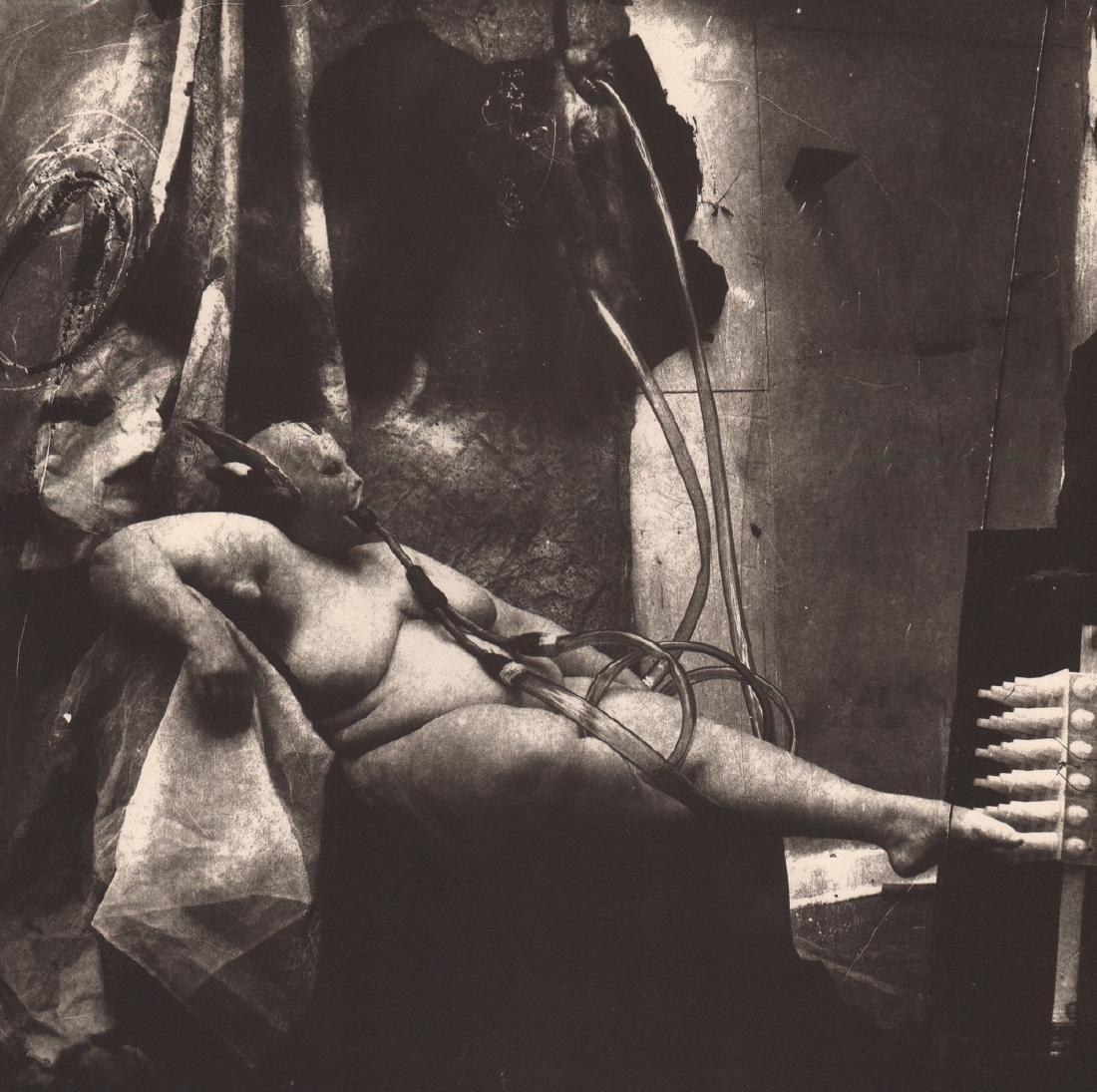 JOEL-PETER WITKIN - Sanitarium, 1983