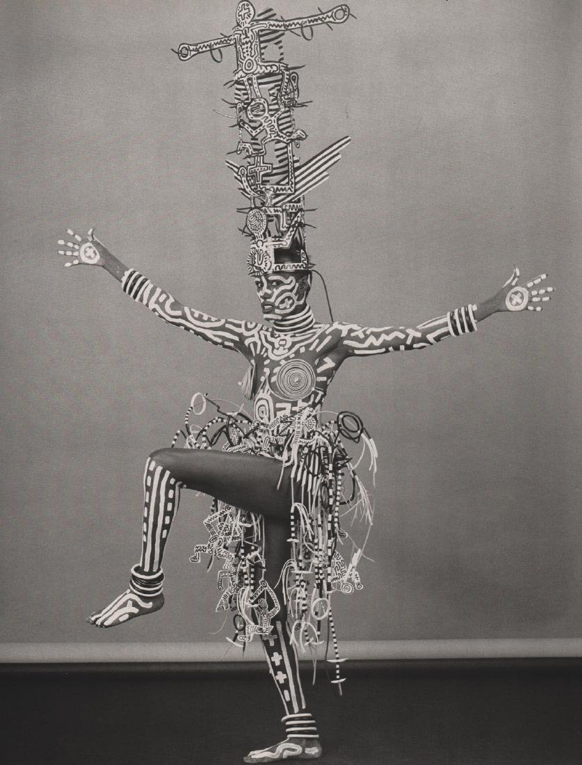 ROBERT MAPPLETHORPE - Grace Jones
