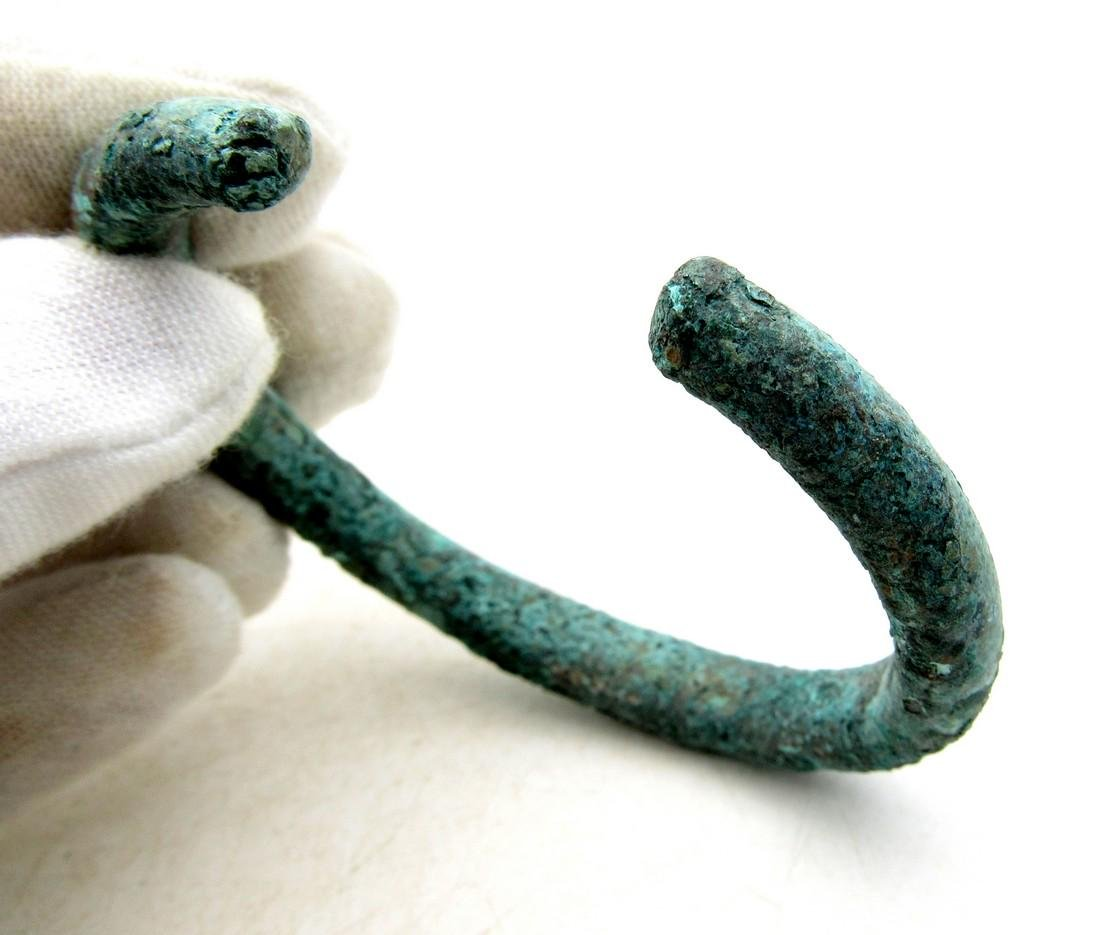 Ancient European Bronze Age Bracelet - 2