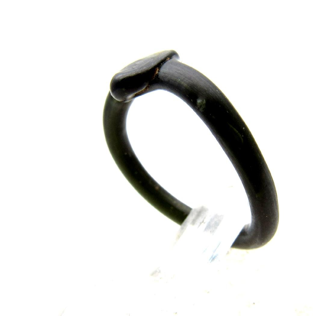 Ancient Roman Glass Ring - 2