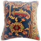 Persian Serapi Rug Pillow
