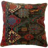 Kurdish Rug Pillow