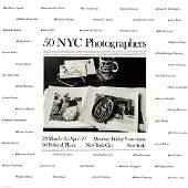 Andre Kertesz - 50 NYC Photographers - 1979