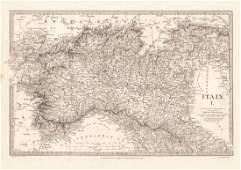 """Baldwin & Cradock/SDUK: """"Modern"""" Italy in 3 Sheets"""