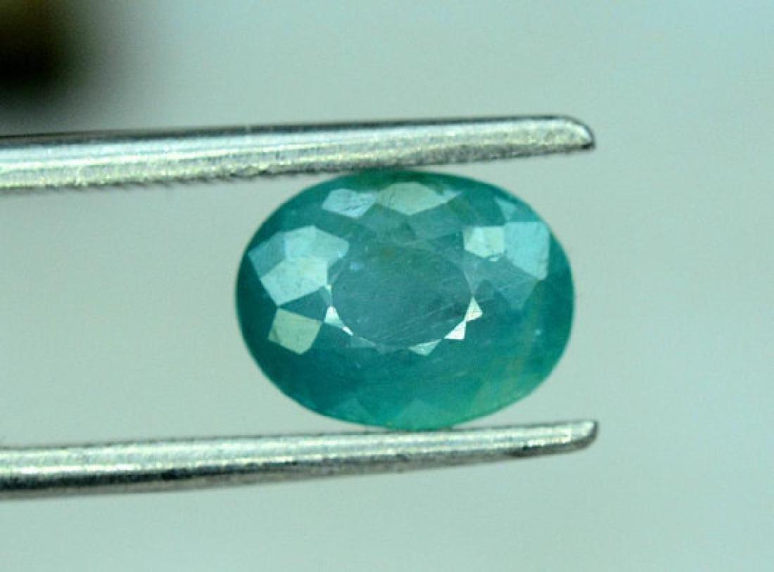 1.50 cts Rare Grandidierite Loose Gemstone From