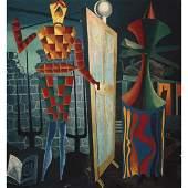 Man Ray - Le Beau Temps, 1939
