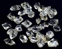 35 Gram DT  Damage Free Diamond Quartz Pakimers