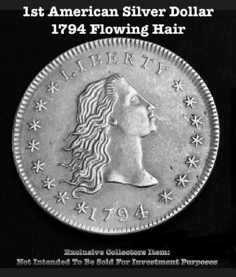 1794 American Dollar