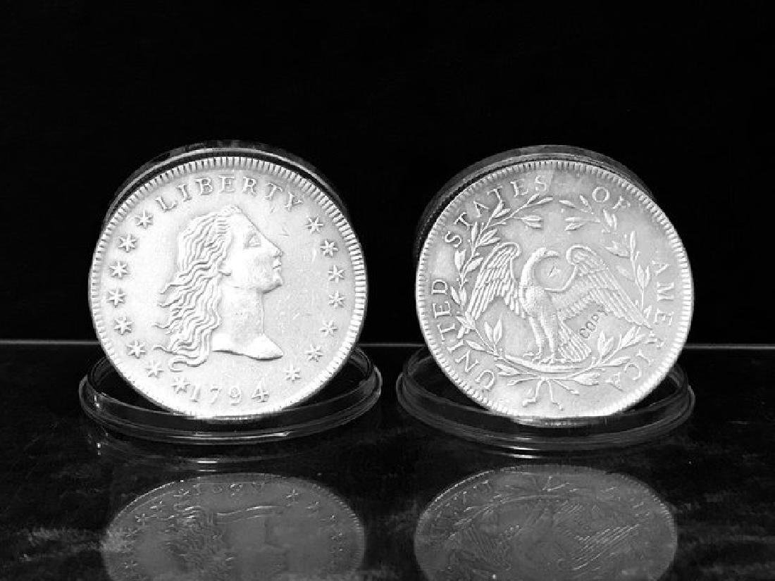 1794 American Dollar - 2