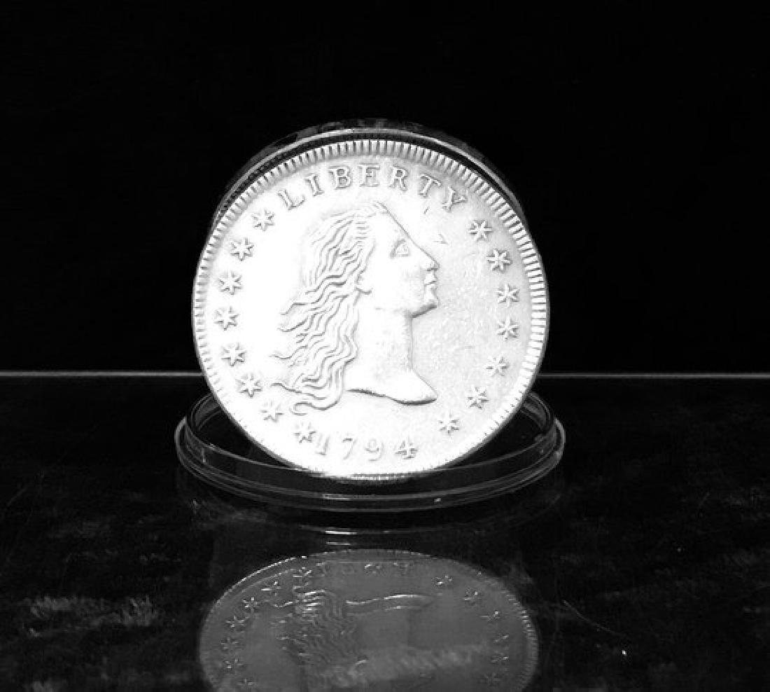 1794 American Dollar - 3