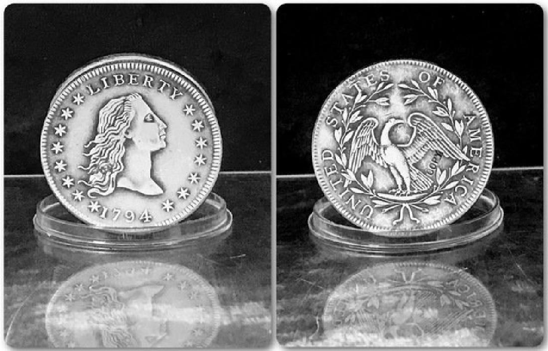 1794 American Dollar - 4