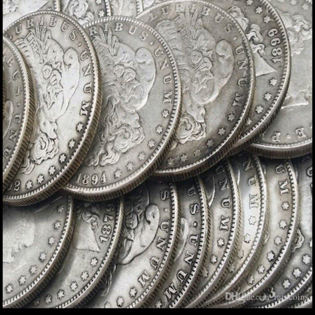 Morgan Silver Dollar - 2