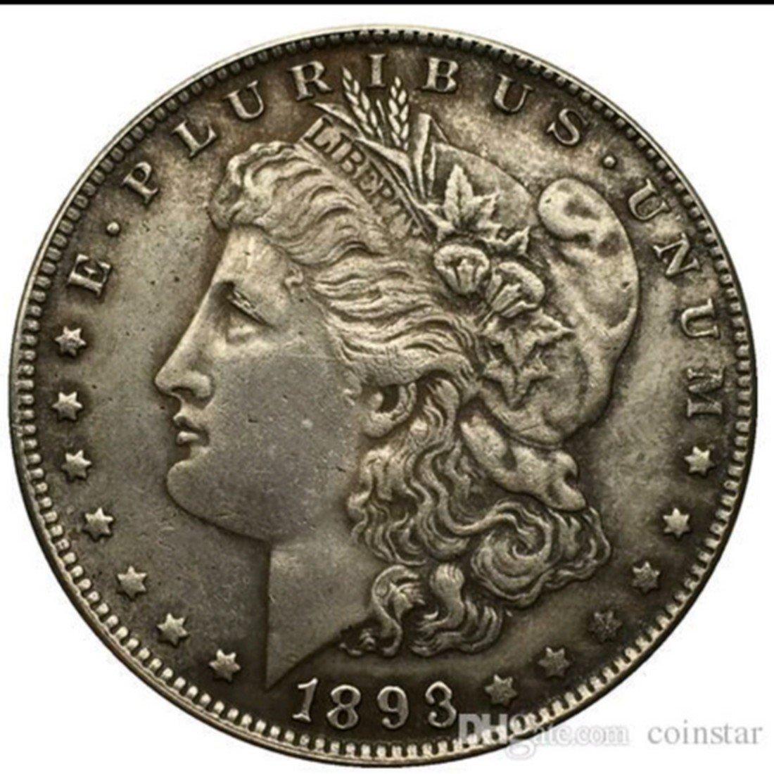 Morgan Silver Dollar - 3
