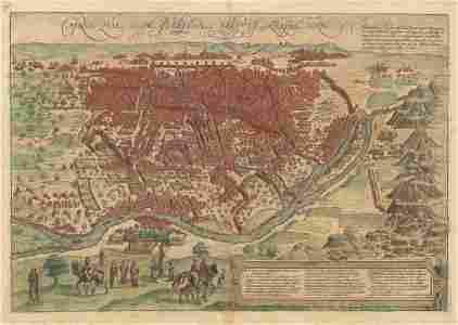 1572 Cairus Quae Olim Babylon Aegypt Maxima Urbs