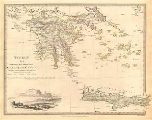 GREECECrete Morea Aegean Ionian Cyclades Zakynthos