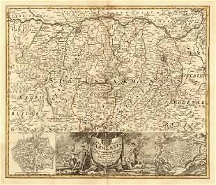Status Parmensis Duchy of Parma Piacenza Town