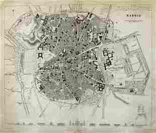 Baldwin CradockSDUK Plan of Madrid