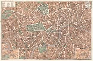 Pictorial Plan of London