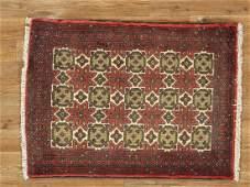 Semi-Antique Persian Hamadan Rug 2x3