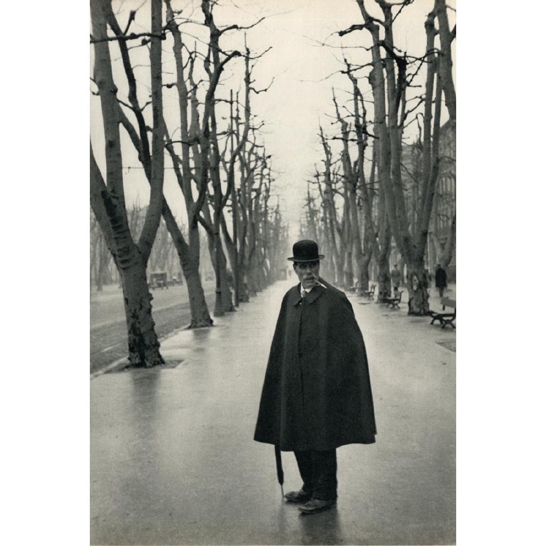 HENRI CARTIER-BRESSON - Allee du Prado