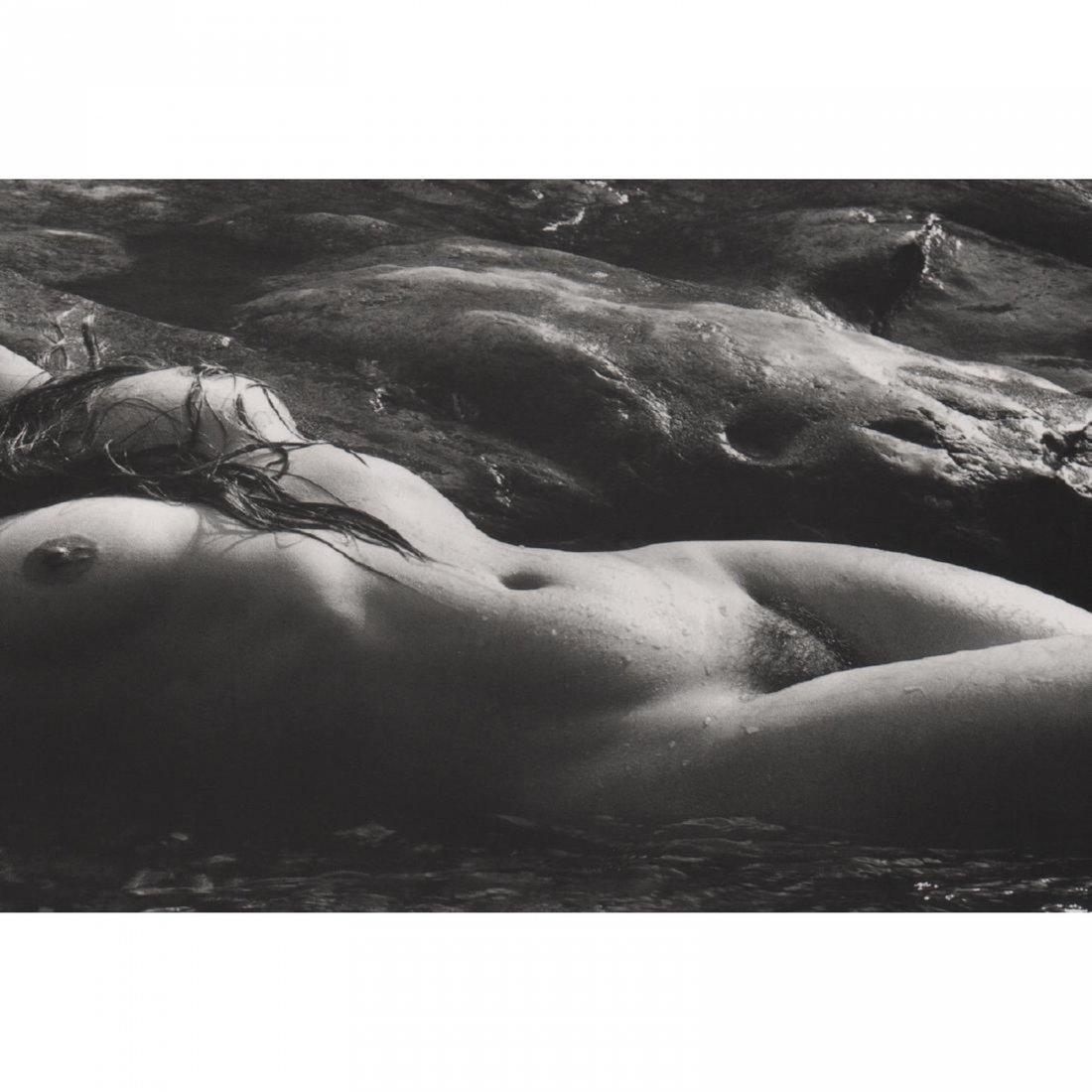 LUCIEN CLERGUE - Nude, Saorge - 2