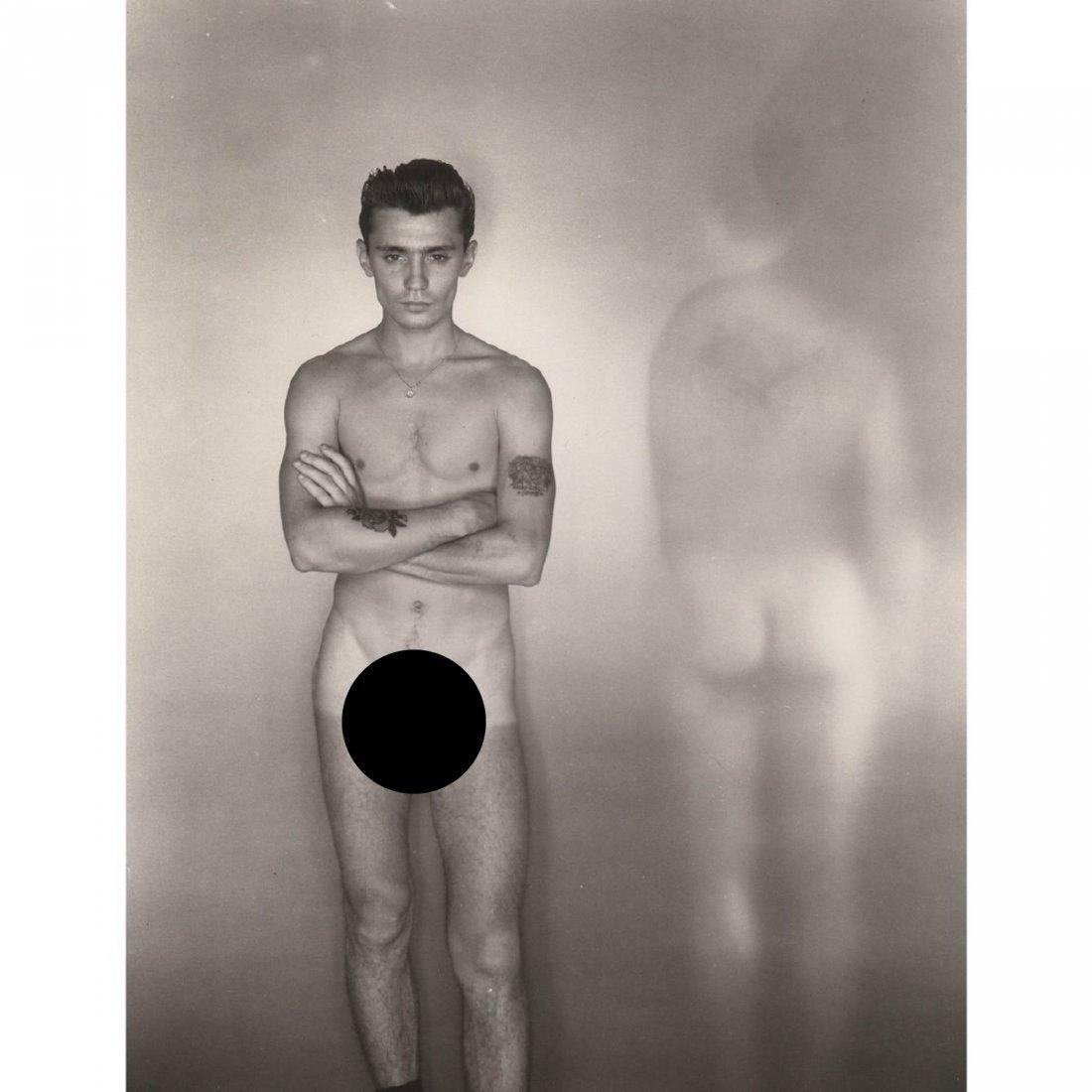 GEORGE PLATT-LYNES - Male Nude