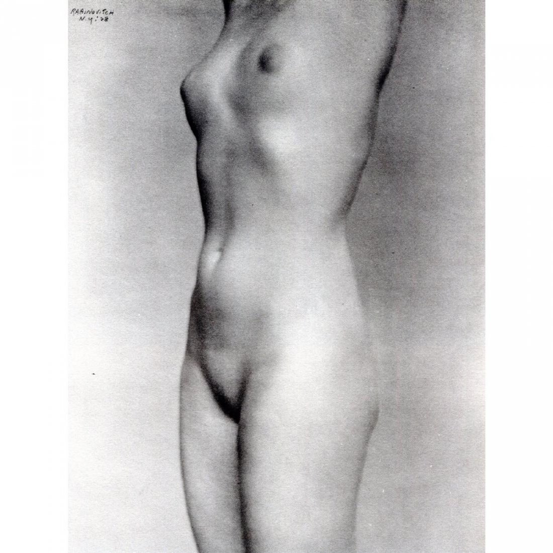 RABINOVITCH - Nude Torso