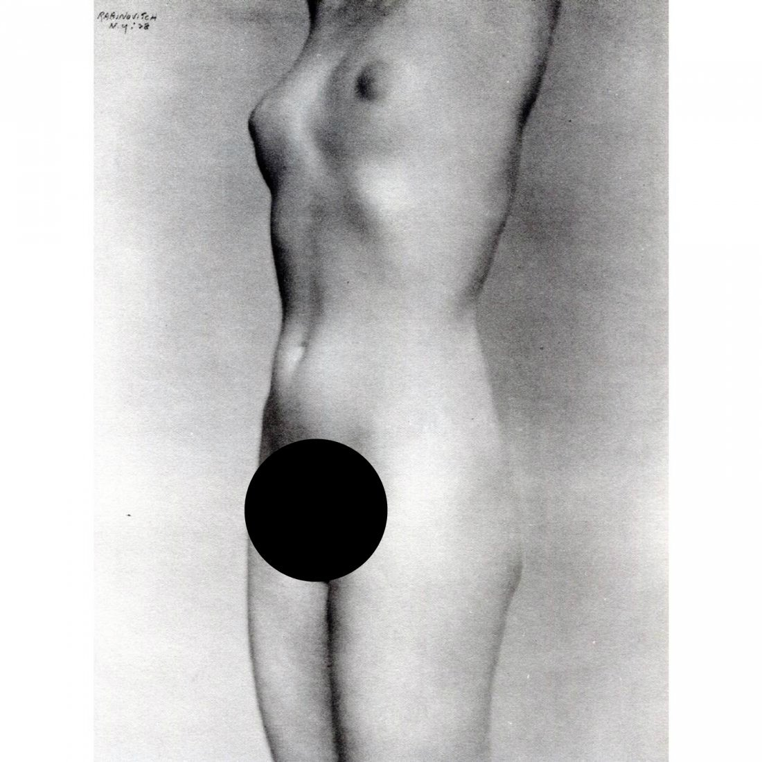 RABINOVITCH - Nude Torso - 2