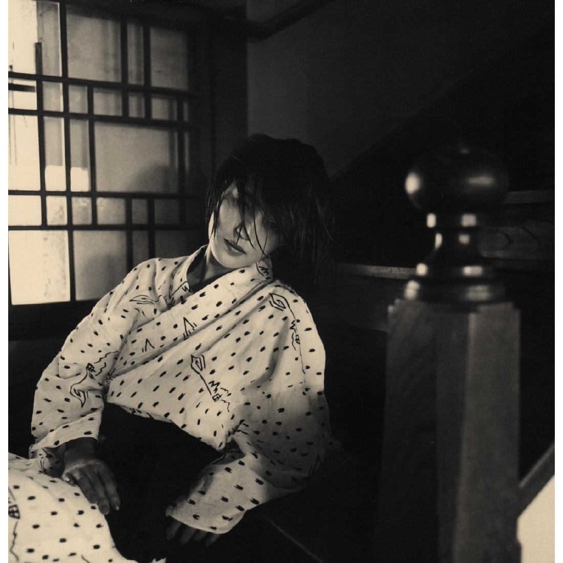KISHIN SHINOYAMA - Kanako Higuchi