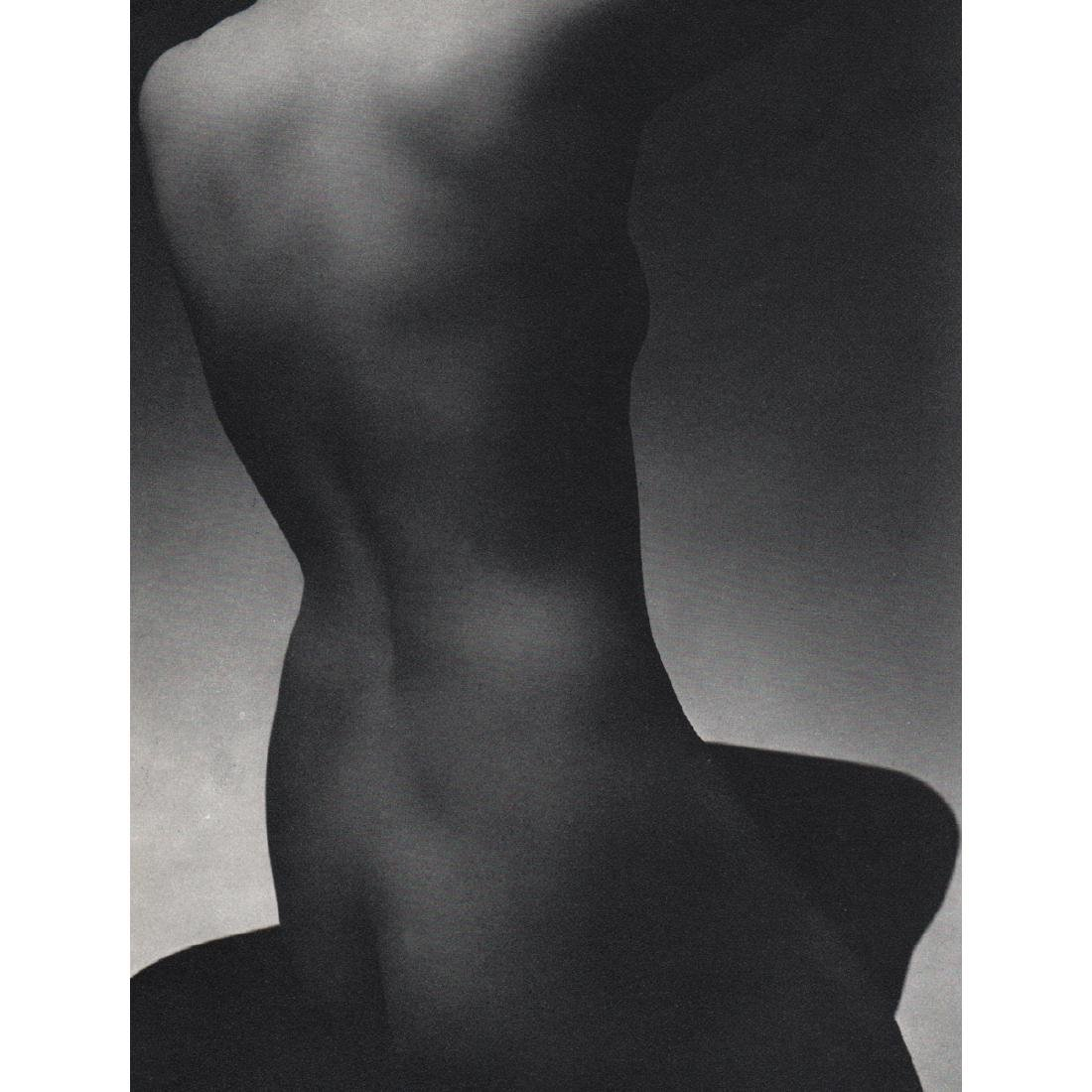 EDWARD STEICHEN - Nude Torso, 1934