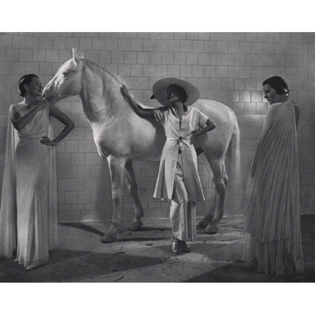EDWARD STEICHEN - Vogue Fashion: White