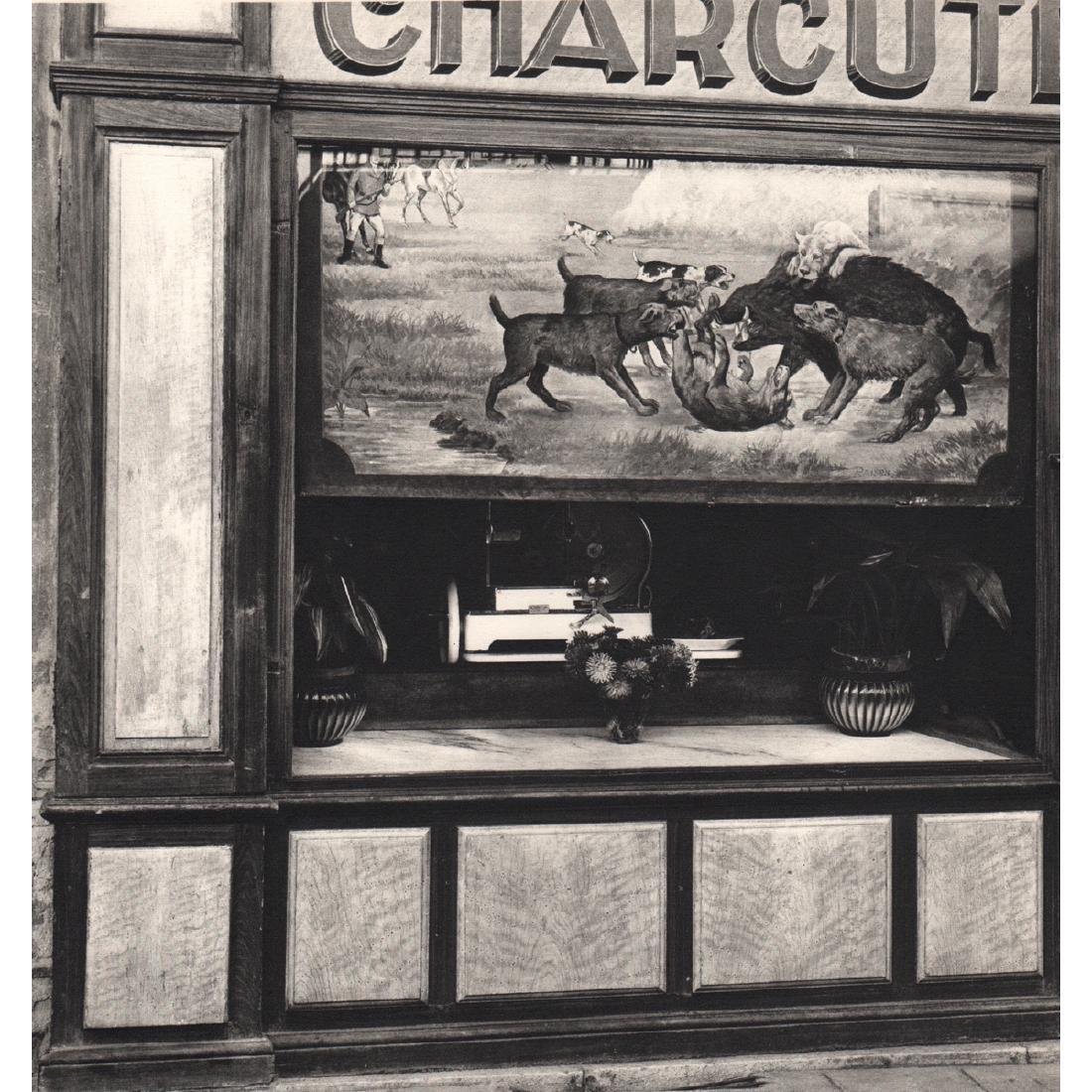 PAUL STRAND -  Charcuterie