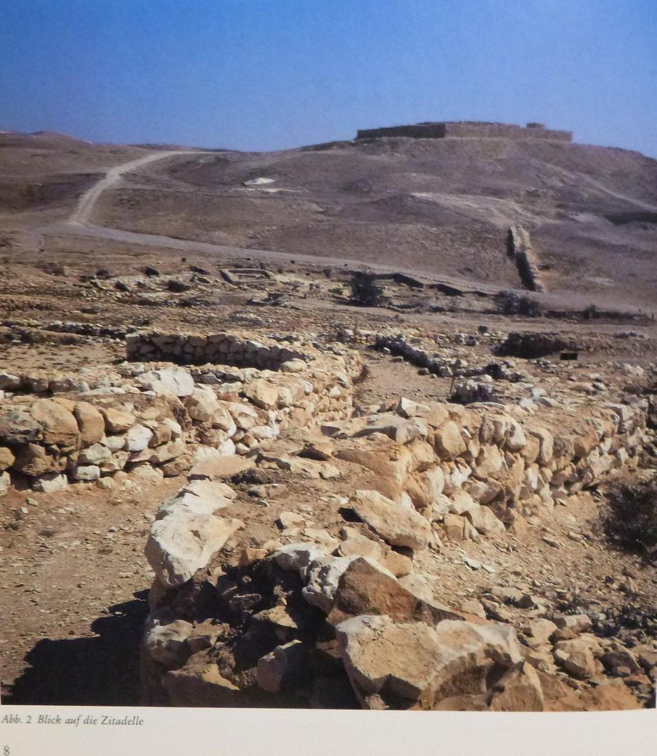 ARAD. 5000 Jahre in der Negev, Israel Signed 1st - 5