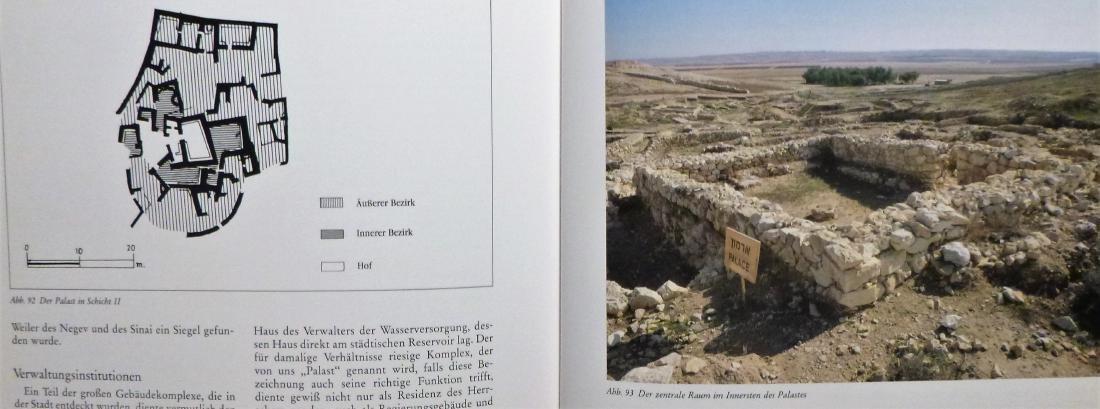 ARAD. 5000 Jahre in der Negev, Israel Signed 1st - 7