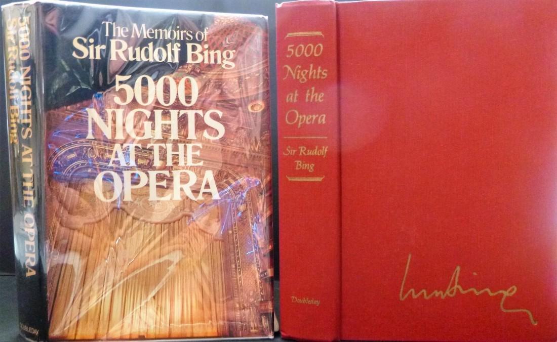 5000 Nights at the Opera Signed Editon