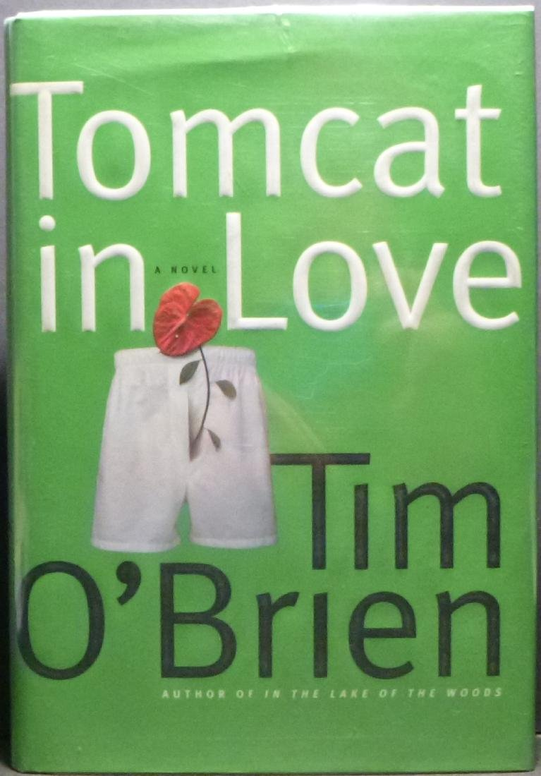 Tomcat In Love O'Brien Signed 1st Edition