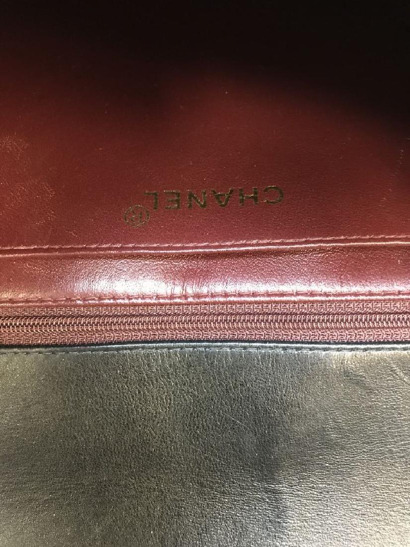 Chanel Vintage Quilted Leather Side Flaps Shoulder Bag - 9