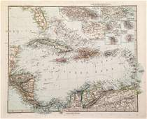 Petermann: West Indies with Island Insets