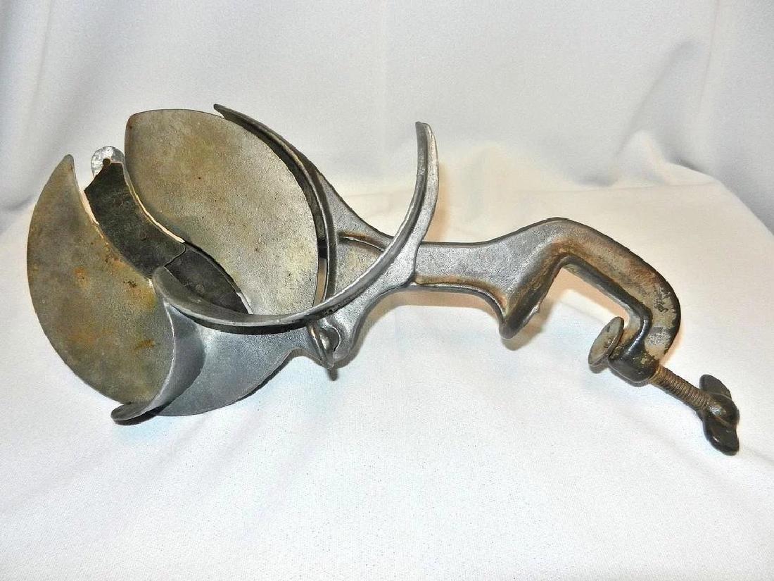 Vintage Eagle Engineering Meat Slicer-1918 - 2