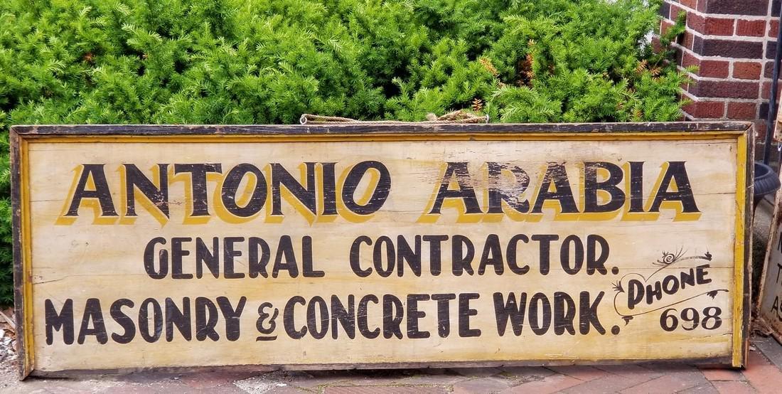Antonio Arabia General Contractor Masonary & Concrete
