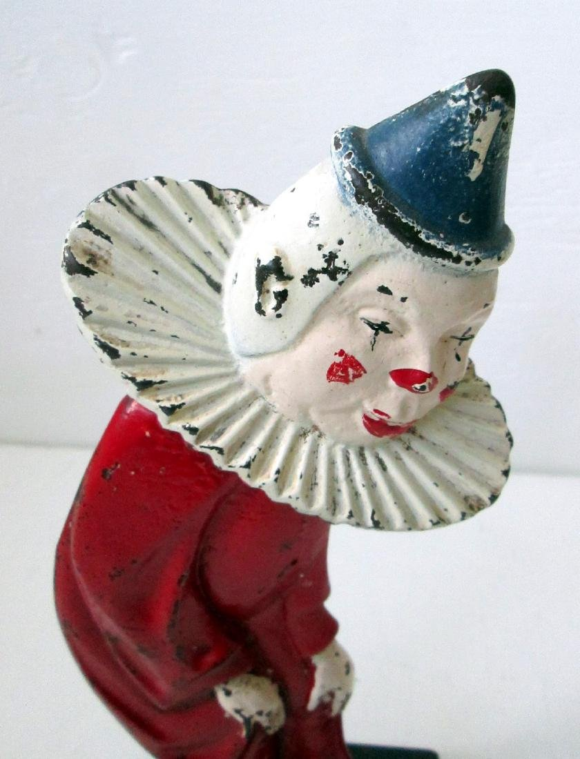 Rare Clown Doorstop - 2