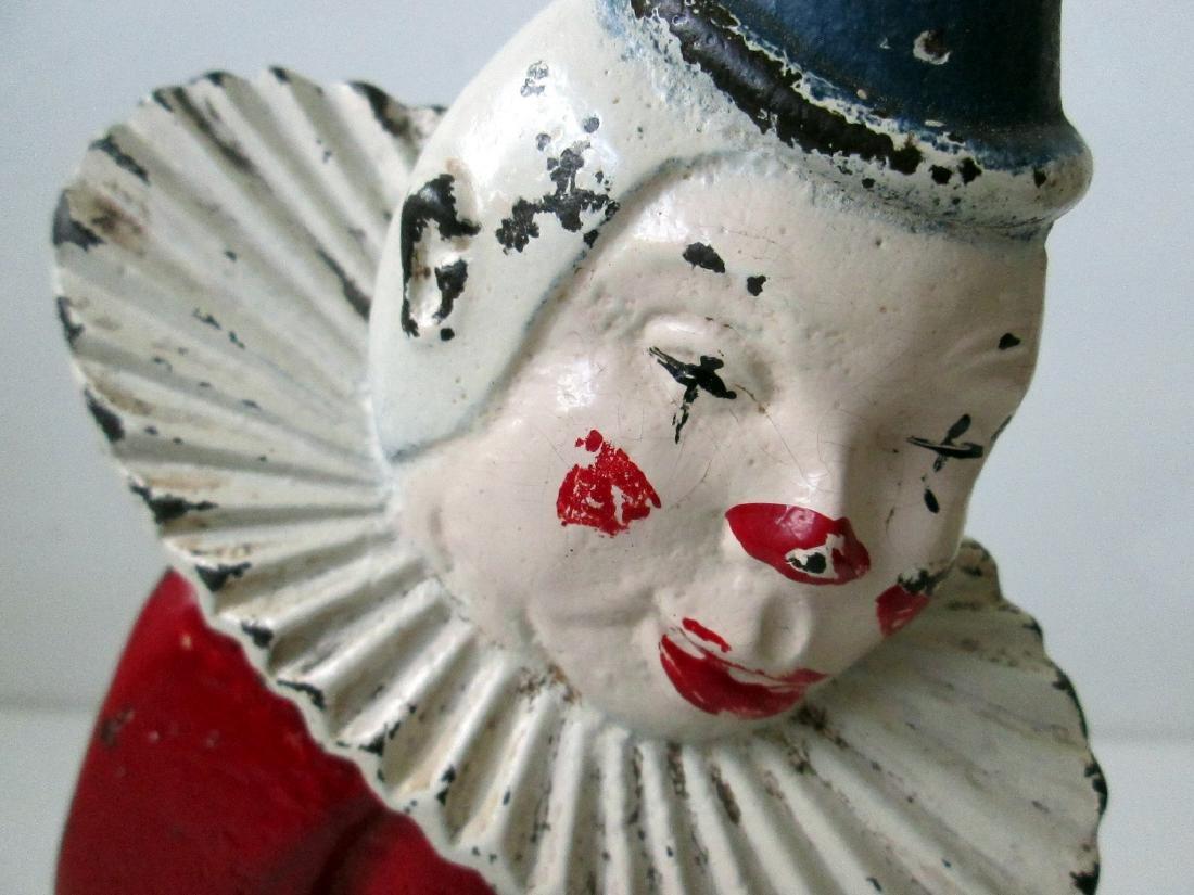 Rare Clown Doorstop - 7