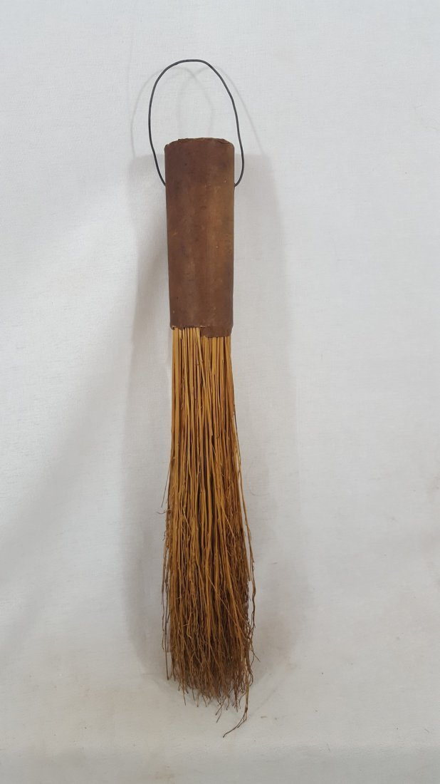 Late 19th Century Whisk Broom
