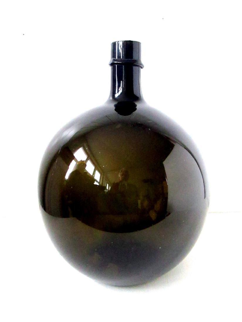 Early Blown Demijohn Bottle