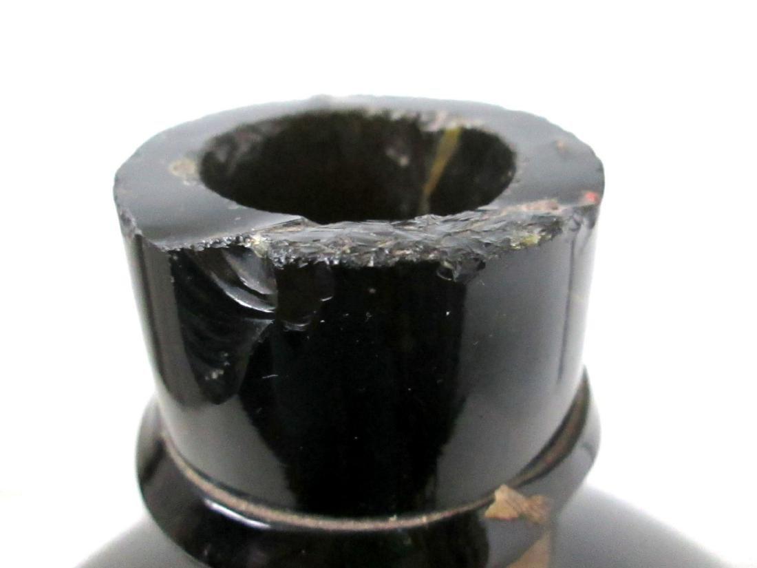 Early Blown Demijohn Bottle - 5