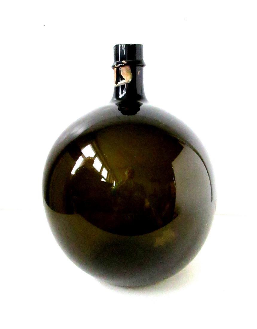Early Blown Demijohn Bottle - 8