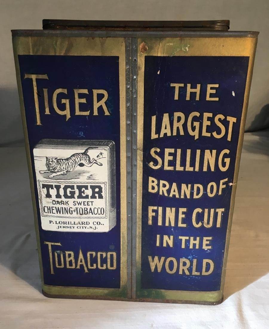 Rare Chewing Tobacco Tin - 3