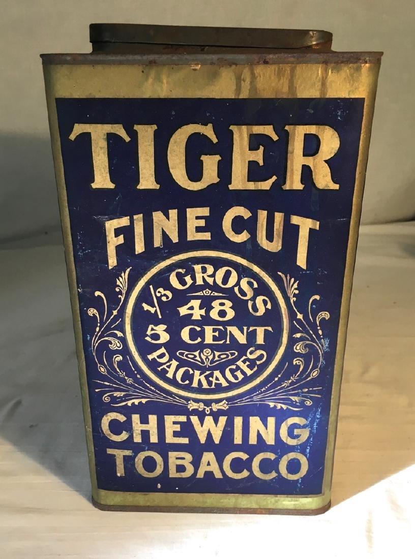 Rare Chewing Tobacco Tin - 4